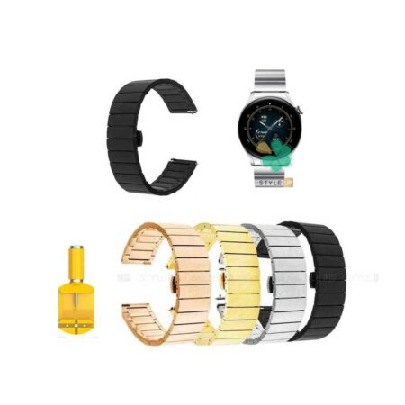 قیمت بند ساعت هواوی واچ Huawei Watch 3 استیل One Bead