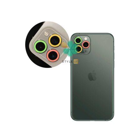 قیمت گلس لنز شب رنگ گوشی اپل آیفون Apple iPhone 11 Pro