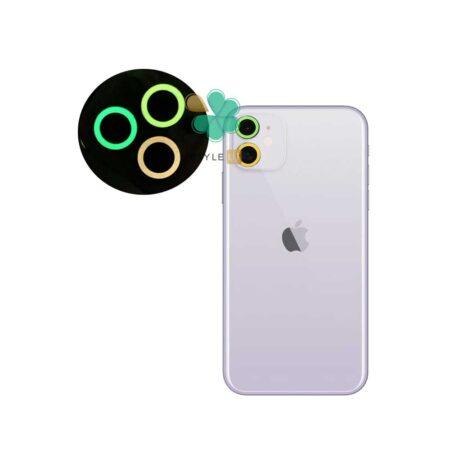 قیمت گلس لنز شب رنگ گوشی اپل آیفون Apple iPhone 11