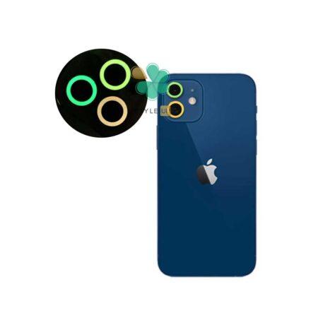 قیمت گلس لنز شب رنگ گوشی اپل آیفون Apple iPhone 12 Mini