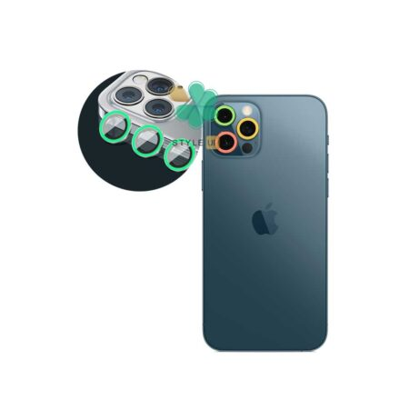 قیمت گلس لنز شب رنگ گوشی اپل آیفون Apple iPhone 12 Pro