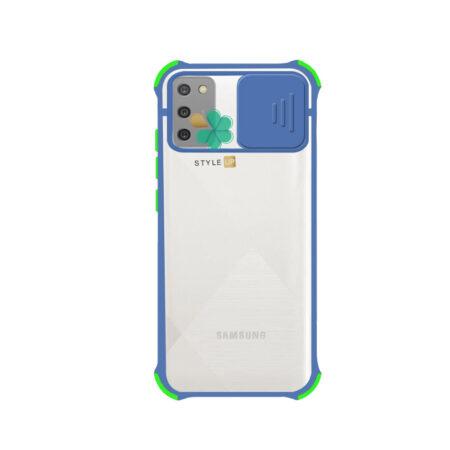 خرید قاب گوشی سامسونگ Samsung A03s مدل پشت مات بامپر دار