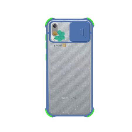 خرید قاب گوشی سامسونگ Samsung Galaxy A02 مدل پشت مات بامپر دار
