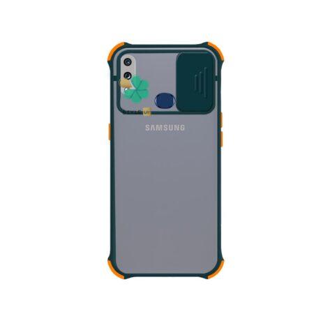خرید قاب گوشی سامسونگ Samsung Galaxy A10s مدل پشت مات بامپر دار