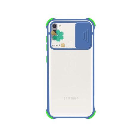 خرید قاب گوشی سامسونگ Samsung Galaxy A11 مدل پشت مات بامپر دار