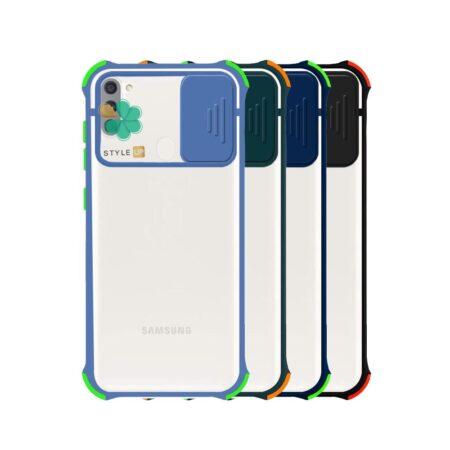 قیمت قاب گوشی سامسونگ Samsung Galaxy A11 مدل پشت مات بامپر دار