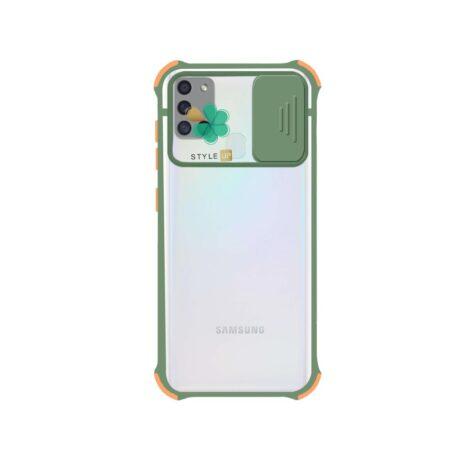 خرید قاب گوشی سامسونگ Samsung Galaxy A21s مدل پشت مات بامپر دار
