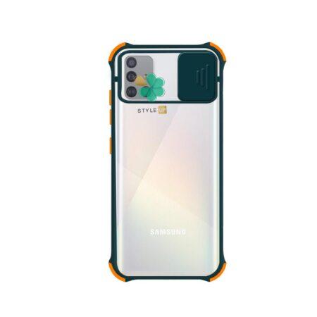 خرید قاب گوشی سامسونگ Samsung Galaxy A51 مدل پشت مات بامپر دار