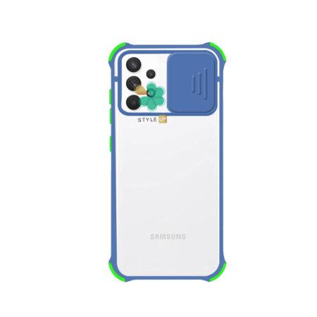 خرید قاب گوشی سامسونگ Samsung A72 مدل پشت مات بامپر دار
