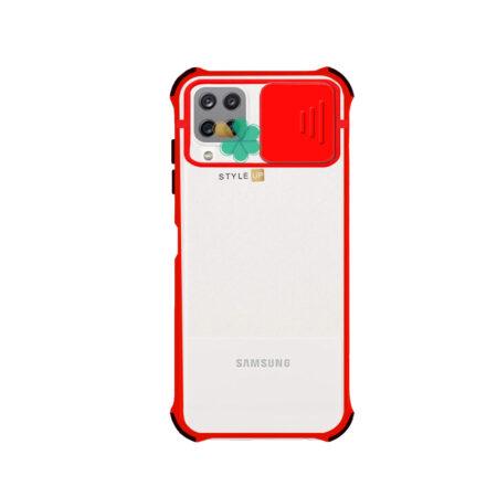 خرید قاب گوشی سامسونگ Samsung F62 مدل پشت مات بامپر دار