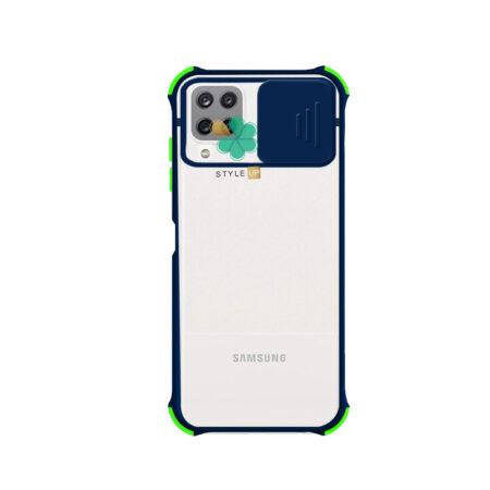 عکس قاب گوشی سامسونگ Samsung F62 مدل پشت مات بامپر دار