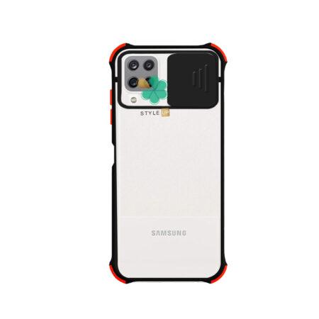 قیمت قاب گوشی سامسونگ Samsung F62 مدل پشت مات بامپر دار
