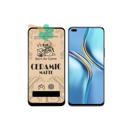 خرید گلس سرامیکی مات گوشی هواوی Huawei Honor X20