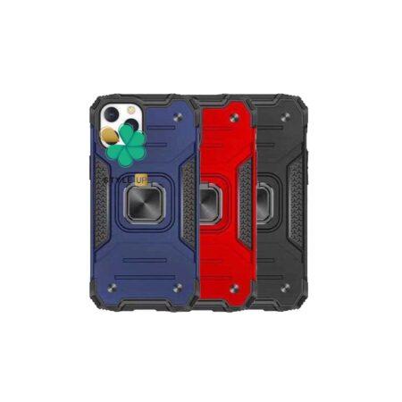 خرید قاب ضد ضربه رینگ دار گوشی اپل آیفون iPhone 12 Pro طرح مگاترون