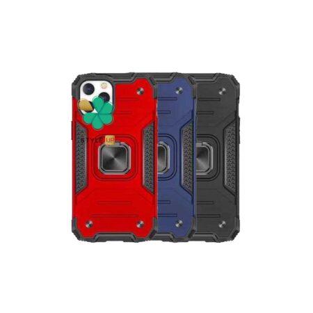 خرید قاب ضد ضربه رینگ دار گوشی اپل آیفون iPhone 12 Pro Max طرح مگاترون