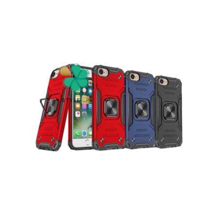 خرید قاب ضد ضربه رینگ دار گوشی اپل آیفون iPhone 7 / 8 طرح مگاترون
