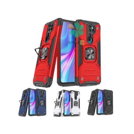 قیمت قاب ضد ضربه رینگ دار گوشی شیائومی Redmi Note 8 Pro طرح مگاترون