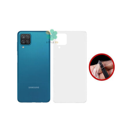خرید برچسب محافظ پشت گوشی سامسونگ Samsung Galaxy A12 Nacho مدل مات