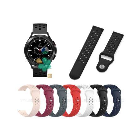 خرید بند ساعت هوشمند سامسونگ Galaxy Watch 4 Classic مدل Nike