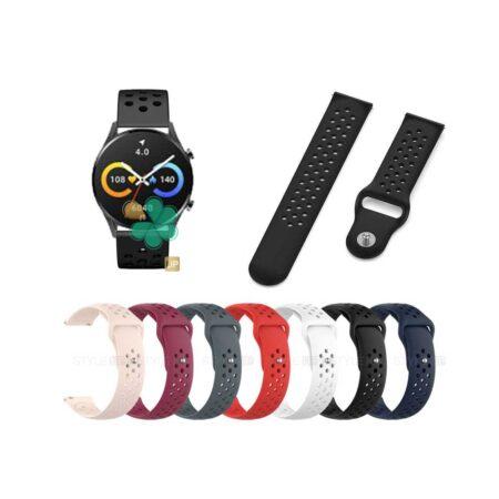 قیمت بند ساعت هوشمند شیائومی Xiaomi IMILAB W12 مدل Nike