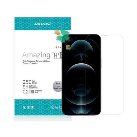 خرید گلس نیلکین گوشی اپل آیفون Apple iPhone 13 Mini مدل H+ Pro