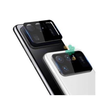 خرید گلس لنز دوربین نیلکین گوشی شیائومی Mi 11 Ultra مدل Invisifilm