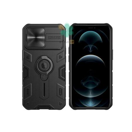 خرید قاب محافظ نیلکین گوشی اپل iPhone 13 Pro مدل CamShield Armor