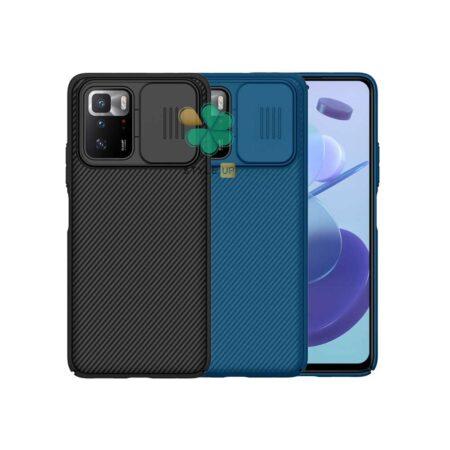 قیمت قاب محافظ نیلکین گوشی شیائومی Xiaomi Poco X3 GT مدل CamShield