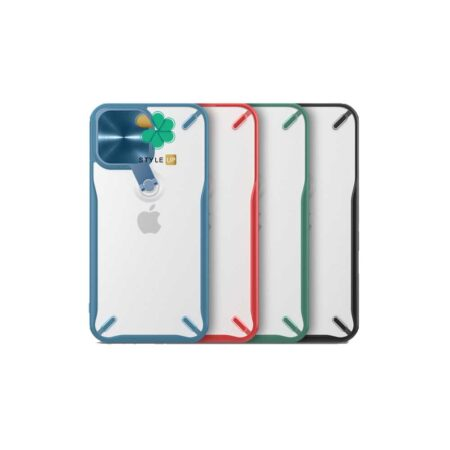 خرید قاب محافظ نیلکین گوشی اپل Apple iPhone 13 Pro مدل Cyclops