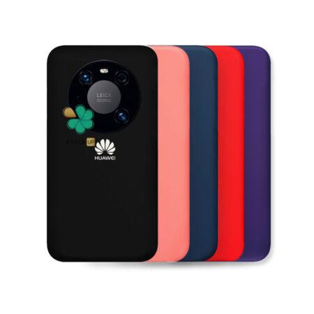 خرید کاور سیلیکونی اصل گوشی هواوی Huawei Mate 40 Pro