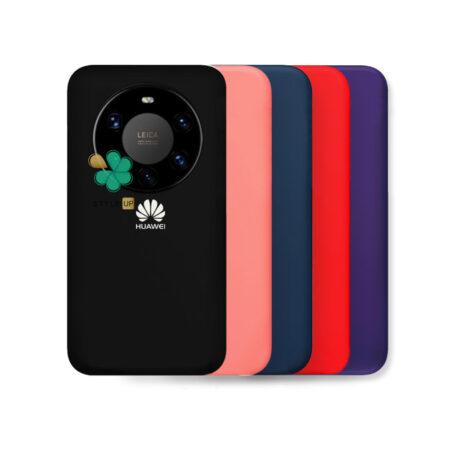 خرید کاور سیلیکونی اصل گوشی هواوی Huawei Mate 40 Pro Plus