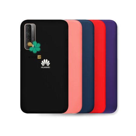 خرید کاور سیلیکونی اصل گوشی هواوی Huawei P Smart 2021