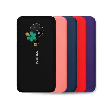 قیمت کاور سیلیکونی اصل گوشی نوکیا Nokia 6.2