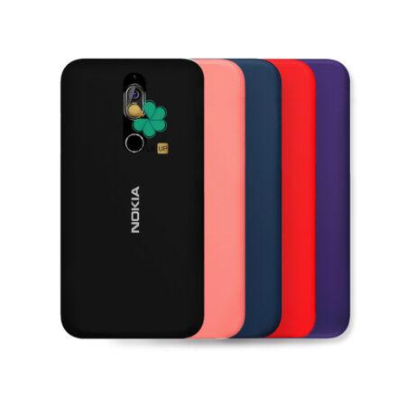 خرید کاور سیلیکونی اصل گوشی نوکیا Nokia 7