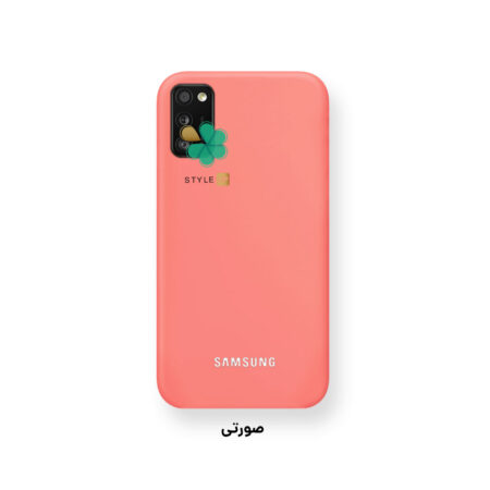 عکس کاور سیلیکونی اصل گوشی سامسونگ Samsung Galaxy A41