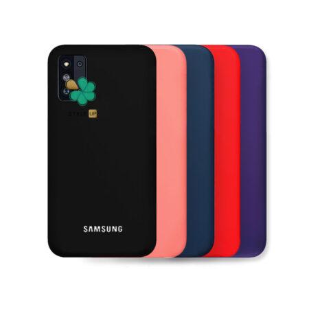 خرید کاور سیلیکونی اصل گوشی سامسونگ Samsung Galaxy F52 5G