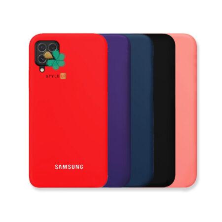 خرید کاور سیلیکونی اصل گوشی سامسونگ Samsung Galaxy F62