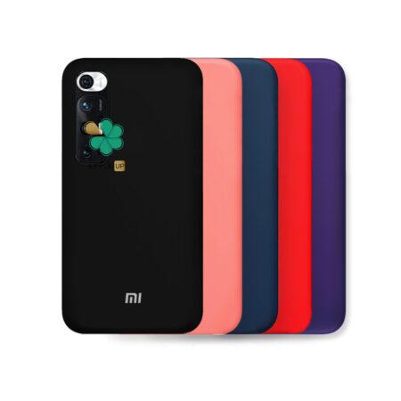 خرید کاور سیلیکونی اصل گوشی شیائومی Xiaomi Mi 10S