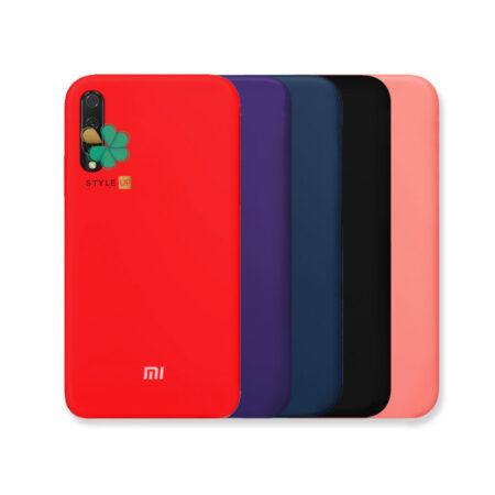 خرید کاور سیلیکونی اصل گوشی شیائومی Xiaomi Mi 9 Lite