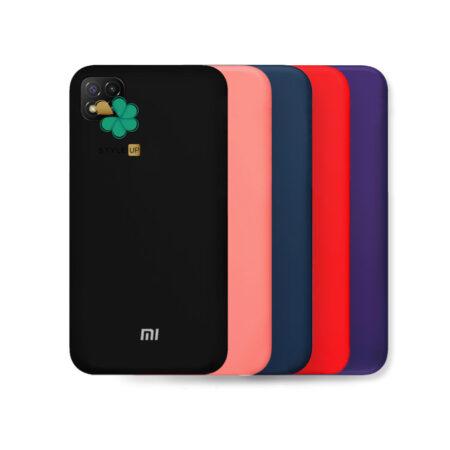 خرید کاور سیلیکونی اصل گوشی شیائومی Xiaomi Poco C3