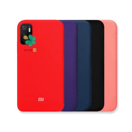 خرید کاور سیلیکونی اصل گوشی شیائومی Xiaomi Poco M3 Pro