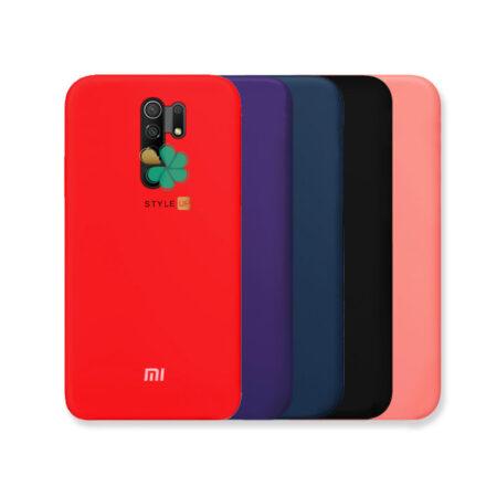 خرید کاور سیلیکونی اصل گوشی شیائومی Xiaomi Redmi 9