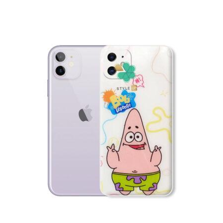 قیمت کاور گوشی اپل آیفون Apple iPhone 11 طرح پاتریک