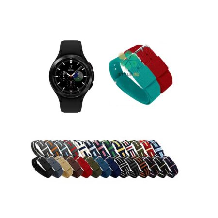 عکس بند ساعت سامسونگ Samsung Galaxy Watch 4 Classic مدل Ranger