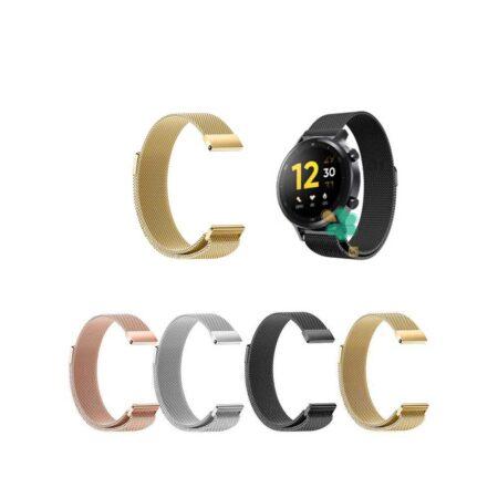 قیمت بند ساعت ریلمی واچ Realme Watch S مدل Milanese