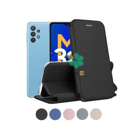 قیمت کیف کلاسوری چرمی گوشی سامسونگ Samsung Galaxy M32 5G