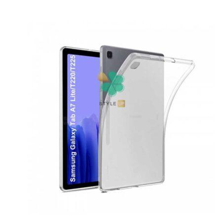 خرید قاب تبلت سامسونگ Samsung Galaxy Tab A7 Lite مدل ژله ای شفاف