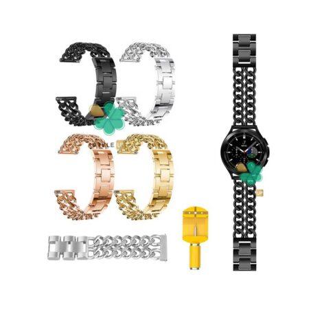 خرید بند ساعت سامسونگ Samsung Galaxy Watch 4 Classic مدل Cartier