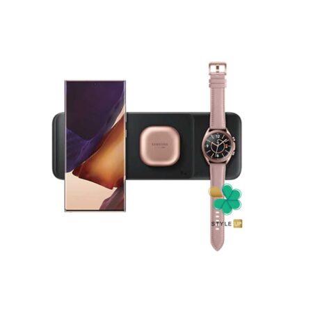 خرید شارژر بی سیم سه کاره سامسونگ مدل Samsung Trio EP-P6300