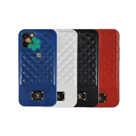 قیمت قاب چرم Polo گوشی آیفون Apple iPhone 12 Pro Max مدل BRADLEY